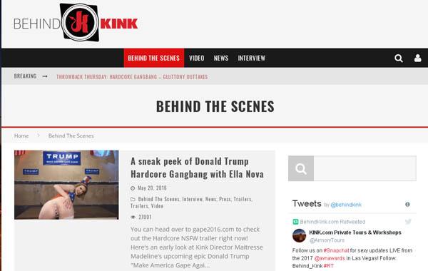 Behind Kink Free Memberships