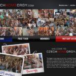 Czech Home Orgy Account Creator