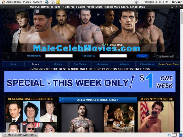 Free Male Celeb Movies Acc
