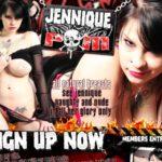 Jennique Pain Pussy