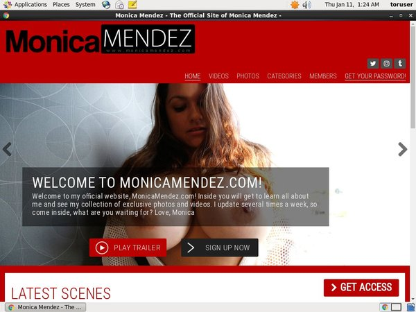 Monica Mendez Pay With Paypal