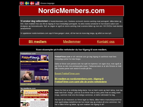 Nordicmembers One Year
