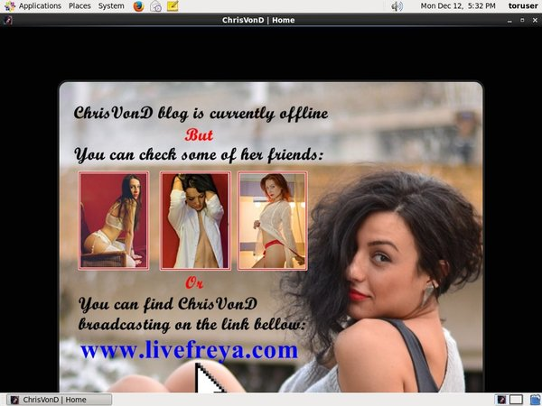 Premium Accounts Free Chris Von D