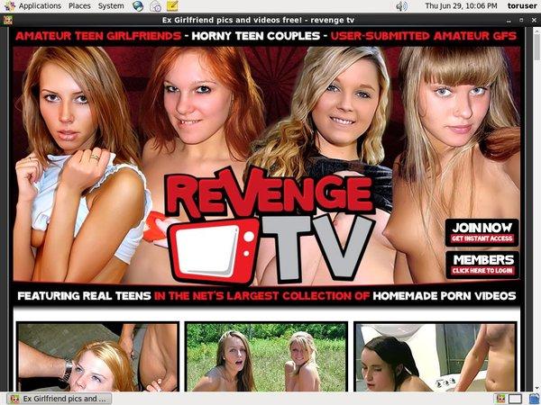 Revenge TV Cargo Automático