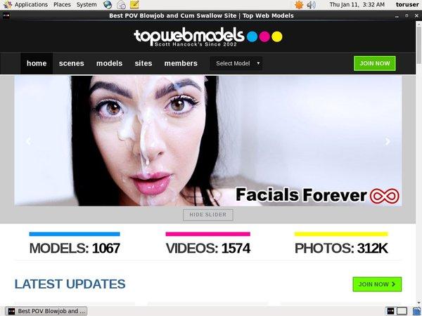 Sign Up Topwebmodels