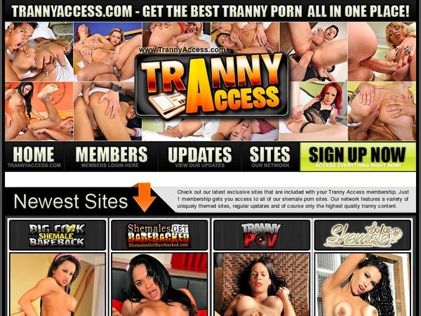 Trannyaccess.com Buy Membership