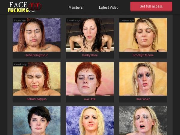 Face Fucking All Videos