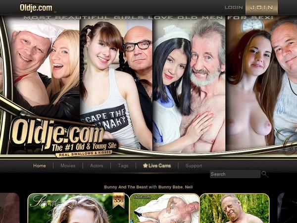 Free Oldje.com Membership