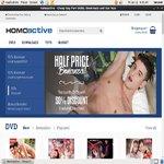 Homoactive 帐号