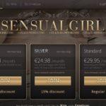 Membership To Sensual Girl