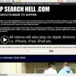Strip Search Hell With Pay Pal