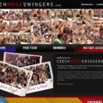 Account Czech Mega Swingers