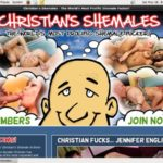 Access Christian's Shemales Free