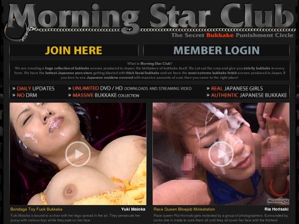 Morning Star Club Porn Account