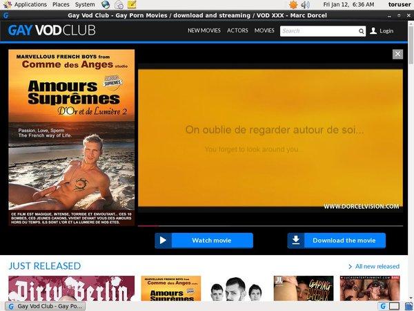 Gayvodclub.com Clips4sale