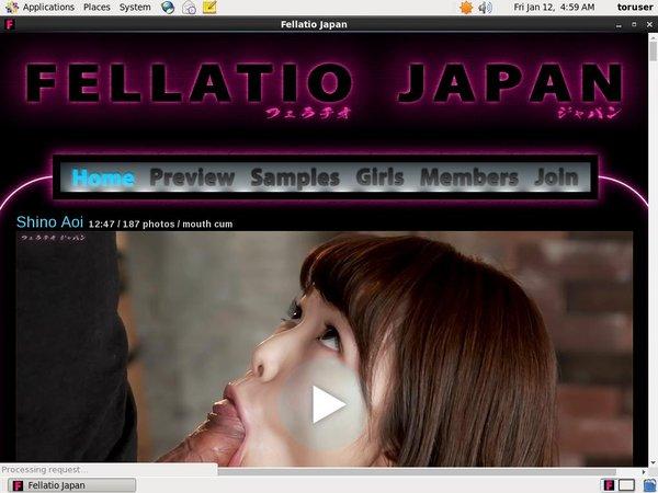 Fellatio Japan Cargo Automático