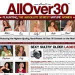 Allover30.com Become A Member